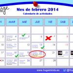 Calendario febrero.fw